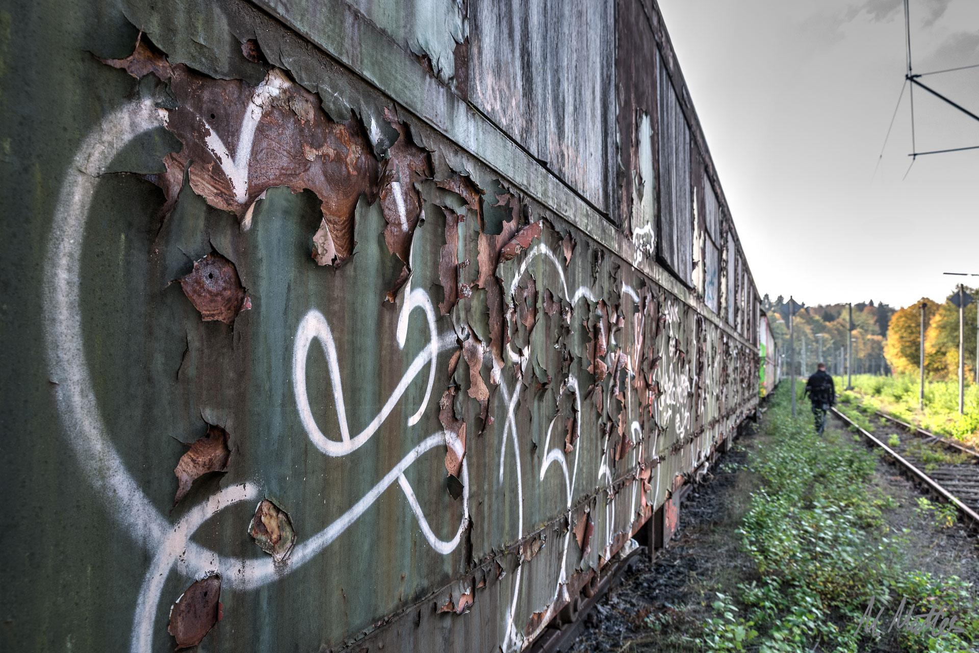 vergessener Bahnabschnitt