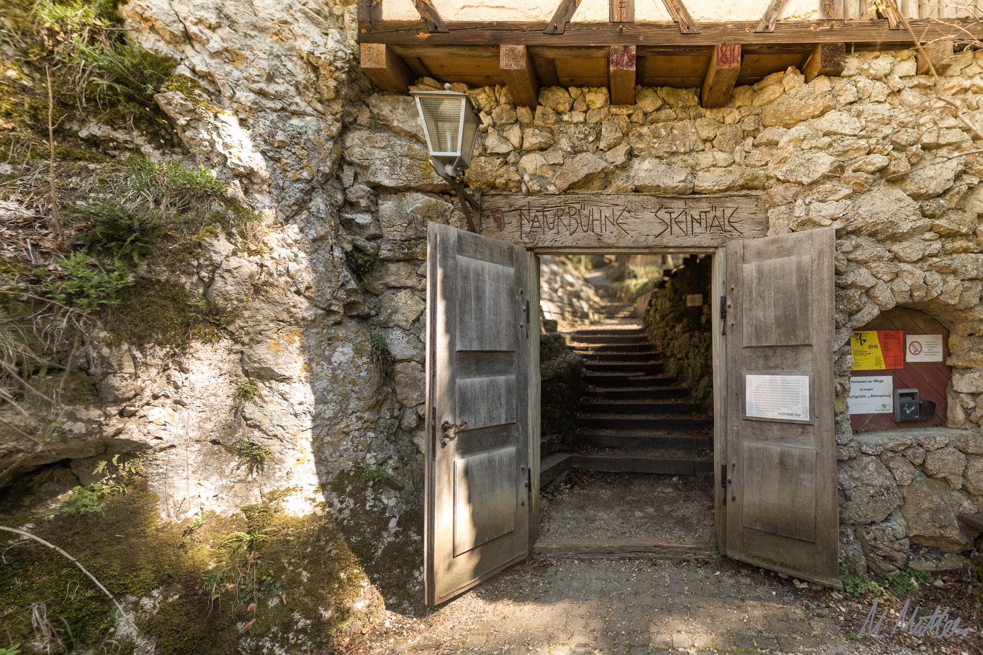 Steintäle Fridingen (Naturbühne)