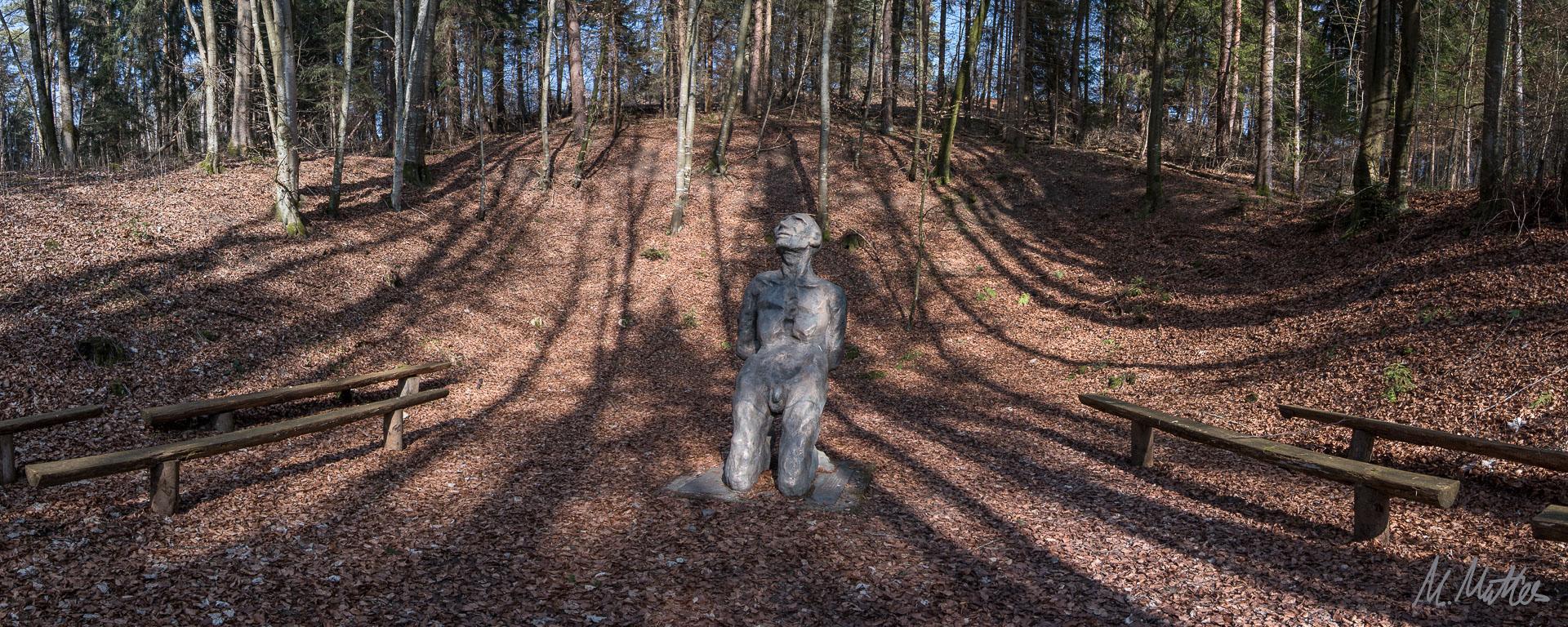 Gedenkstätte Eckerwald