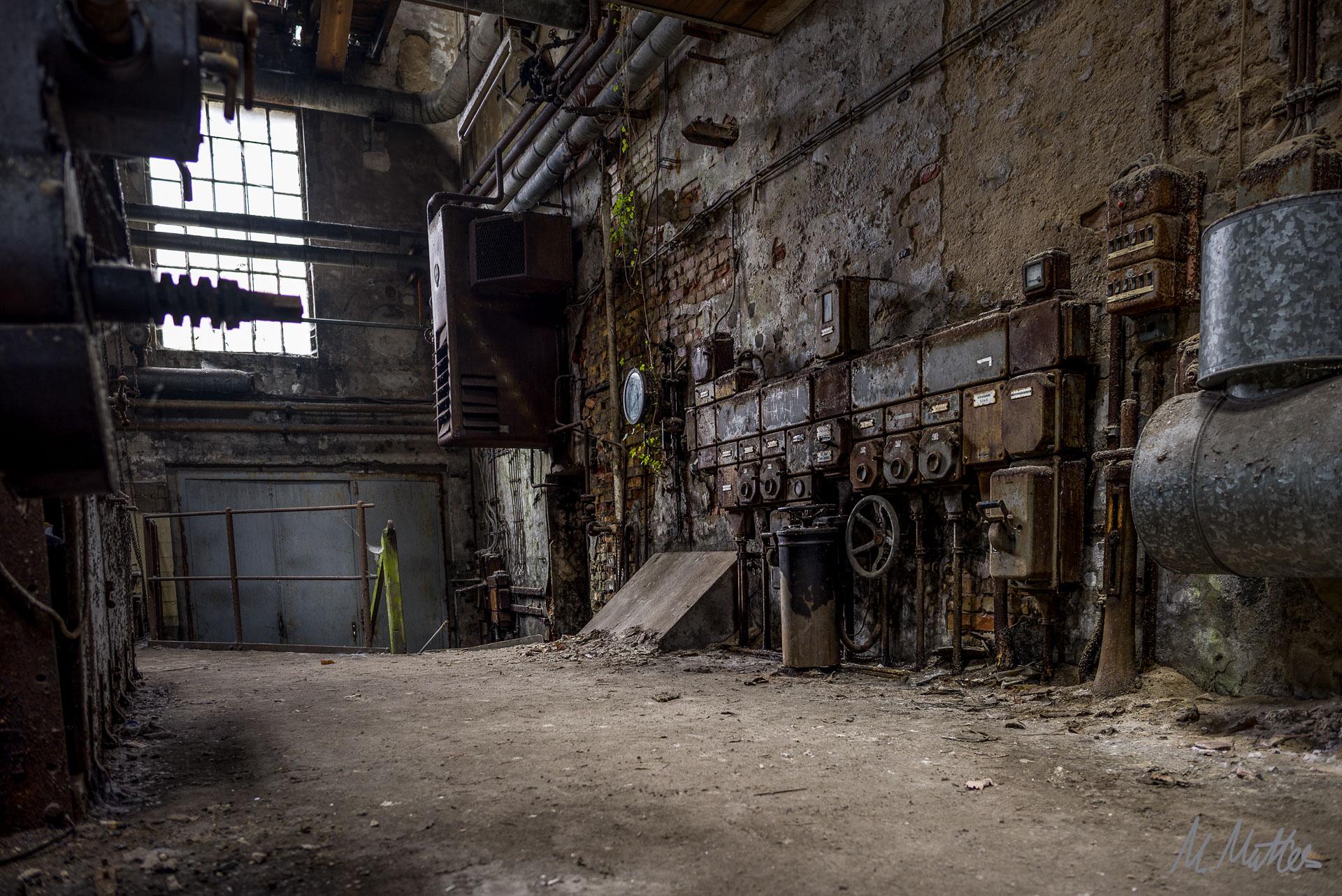 Die Papierfabrik (Lost Place) (Teil 2)