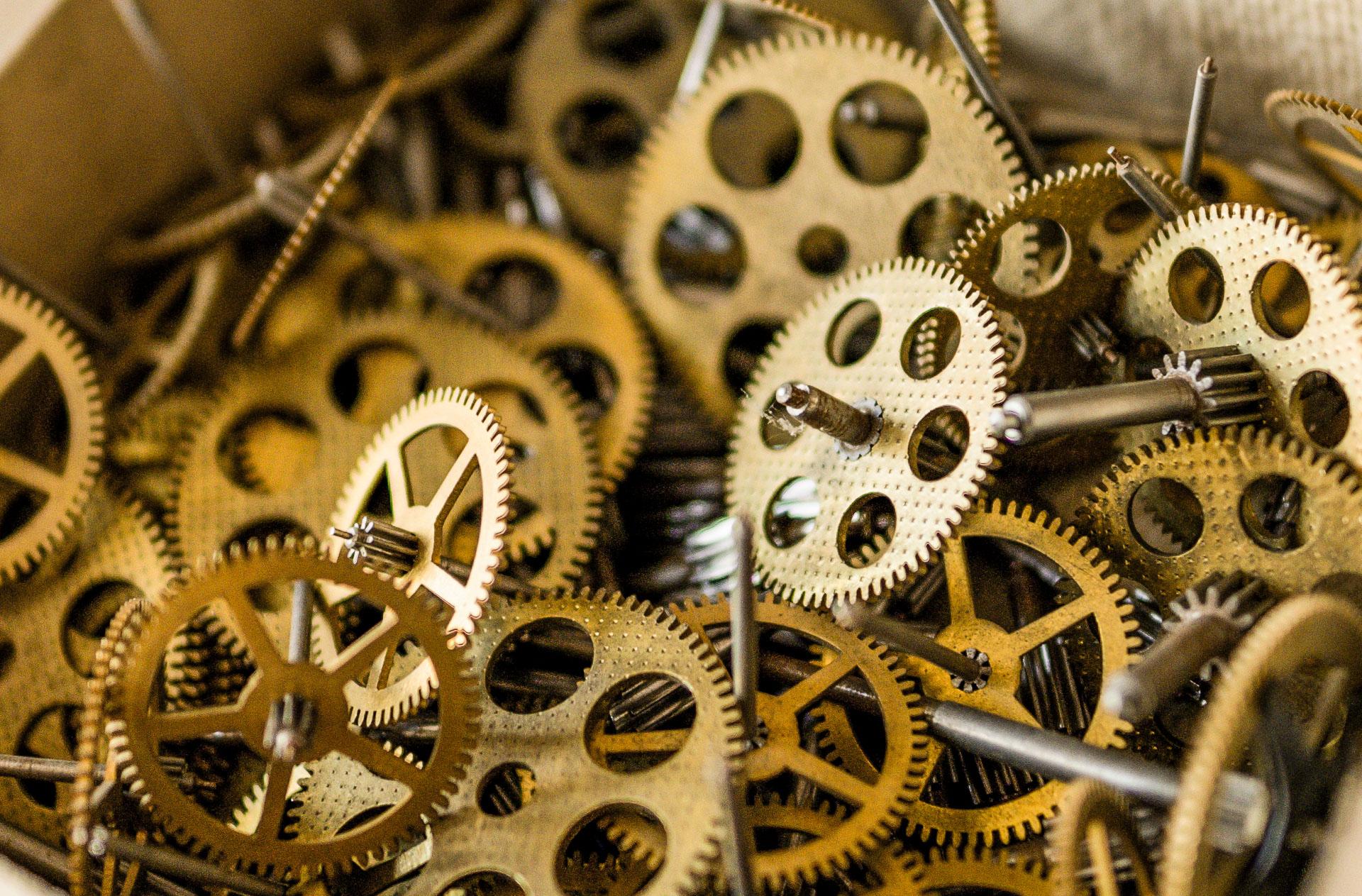Die stillgelegte Uhrenfabrik