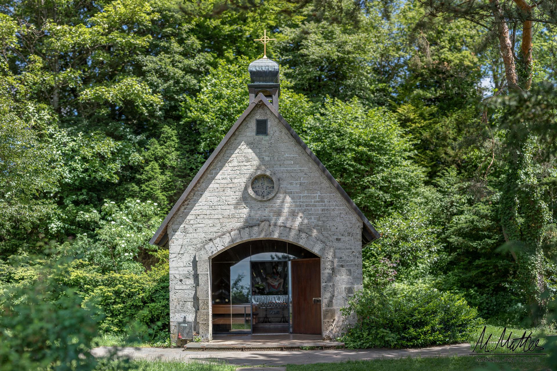 Die Längenberg-Kapelle (Gosheim)